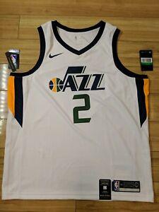 sports shoes ee4b0 3861d Details about Joe Ingles Utah Jazz Official Nike Swingman Association NBA  Jersey - XL (52)
