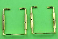 25 pcs best Viola Chin rest Clamp Screw Golden Color, Viola accessories