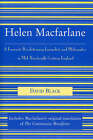 Helen Macfarlane: A Feminist, Revolutionary Journalist, and Philosopher in Mid 19th Century England by David Black (Paperback, 2004)