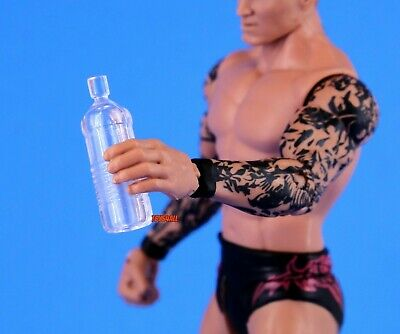 WWE Mattel Action Figure Accessory HHH Sledgehammer//Water Bottle Elite loose