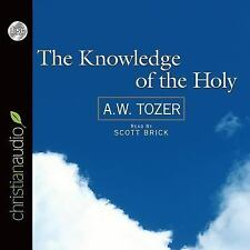 NEW - The Knowledge of the Holy by Tozer, A. W.
