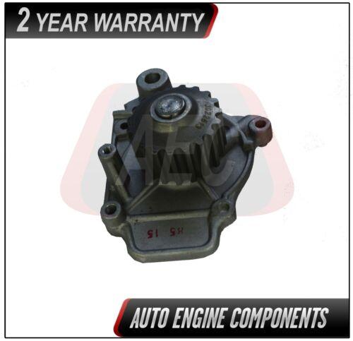 88-95 Honda Civic del Sol CRX 1.5 1.6 L SOHC Water Pump  D15B1 D15B2 D15B7