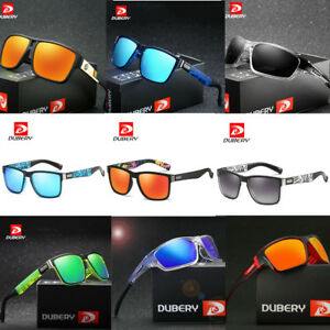 c503b6cb6 Image is loading DUBERY-Men-039-s-Polarized-Sport-Sunglasses-Women-