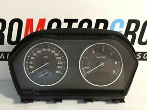 BMW-F20-F21-F22-F23-Diesel-Sport-Ligne-Compteur-de-Vitesse-Groupe-Km-H-9295824