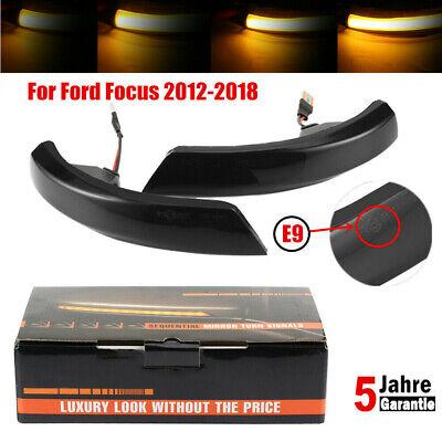 Fits Ford Focus Spiegelblinker 2008-2016 Außenspiegelblinker Blinker rechts