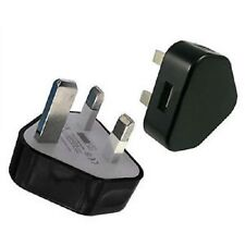 USB UK wall plug AC Power Adapter Charger for MP3 players, ipods,digital cameras