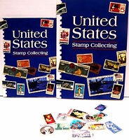 United States Stamp Collecting Starter Kit For Kids Includes 12 Stamps