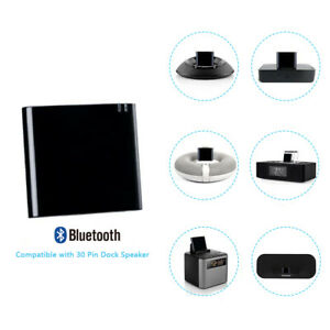 Bluetooth-Universal-Receiver-Adapter-for-30-pin-Phillips-Yamaha-Bose-Sound-Dock