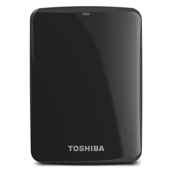 Toshiba Canvio Connect 2 TB,External,5400 RPM (HDTC720XK3C1) Portable