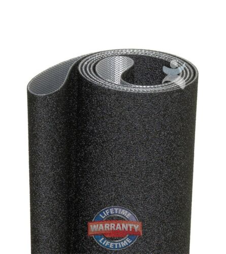 Free 1oz Lube Horizon T101-03 S//N: TM659 Running Belt 1ply Sand Blast 2012