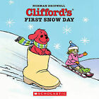 Clifford's First Snow Day by Norman Bridwell (Paperback / softback)