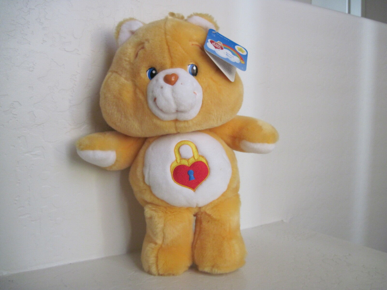 Care Bears SECRET BEAR 20th Anniversary 14  Plush Stuffed Animal