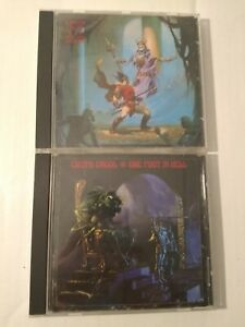 Cirith-Ungol-One-Foot-In-Hell-King-Of-The-Dead-CDs-1999-Reissues