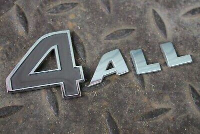4x Tüllen für Embleme Logo  für BMWE30 E28 E24 E23 E34 E36 E39 E60 E65 E61 E83