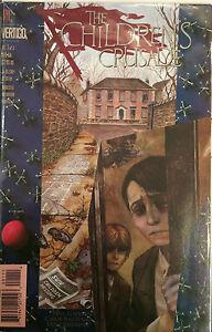 The-Children-039-s-Crusade-1-VF-1st-Print-Vertigo-Comics-Neil-Gaiman