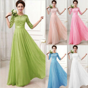Evening Bridesmaid Dresses