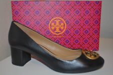 642f6014c item 5 Tory Burch BENTON 50mm Block Heel Pump Shoe Perfect Black Leather  9.5 M US -Tory Burch BENTON 50mm Block Heel Pump Shoe Perfect Black Leather  9.5 M ...