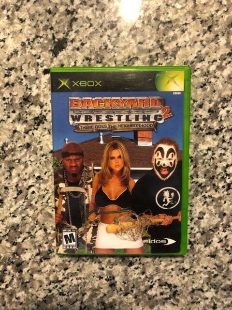 Backyard Wrestling 2: There Goes the Neighborhood - Xbox ...