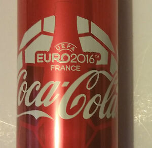 COCA COLA CAN - 250ml - UEFA EURO 2016 FRANCE - Gdynia, Polska - COCA COLA CAN - 250ml - UEFA EURO 2016 FRANCE - Gdynia, Polska