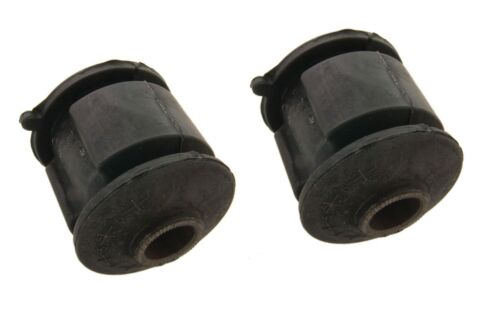 2x Arm Bush for Rear Lateral Control Rod Chevrolet Optra for  Hyundai Accent