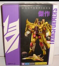 Transformers Masterpiece Sunstorm MP-05 MISB, New & Sealed - Recorded Delivery