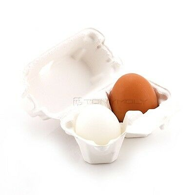 [TONYMOLY]  Egg Pore Shiny Skin Soap 50g*2ea / Black head removing soap