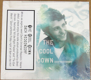 The-Cool-Down-by-Zach-Heckendorf-CD-2012-Pop-Rock-Indie-Folk-Music-NEW