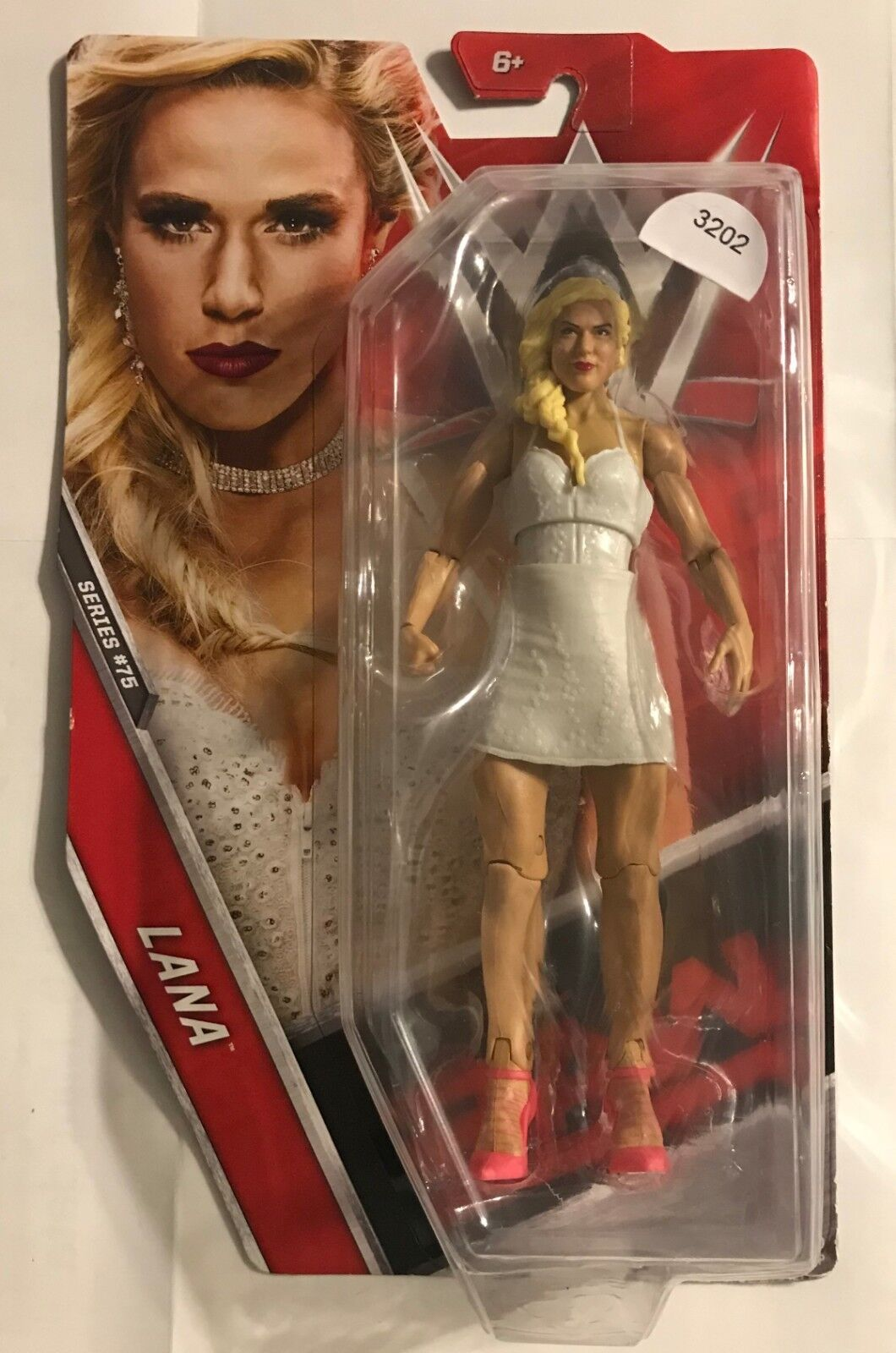 2017 WWE  SERIES    LANA  ACTION FIGURE