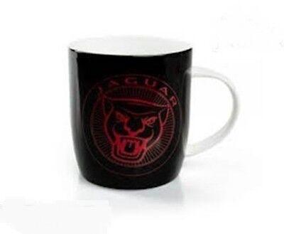 Red Jaguar Collection Genuine Ceramic Travel Insulated Mug Cup 50JDMG743BKA
