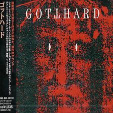 Gotthard - Gotthard (CD, 1992, BMG Victor, Japan)