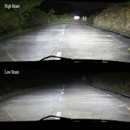 9006 H11 Combo 5000W 750000LM LED Headlight Kit Light Bulb 6000K Hi//Lo Beam S2