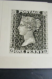 Great-Britain-Stamp-Lot-of-3-Stamps-1-Color-Varieties
