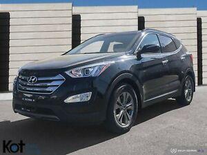2016 Hyundai Santa Fe Luxury
