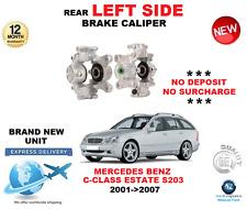 für Mercedes Benz C-Klasse S203 Kombi 2001- > 2007 HA links Bremssattel