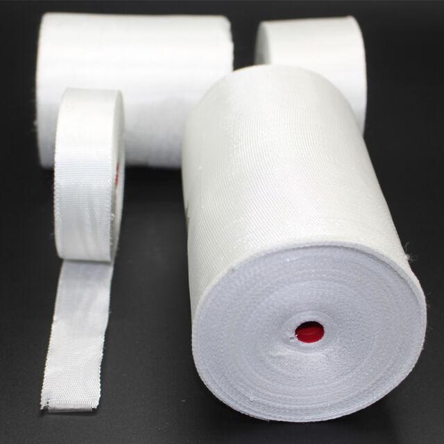 "Fiberglass Cloth Tape E-Glass 4"" wide 33 Yards (10cm x30m) Glass Fiber Plain Wea"