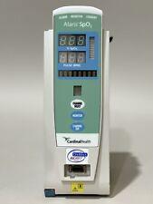 Alaris Spo2 Module 8200 8210 8220 Series Nellcor Oximax Spo2 Connection