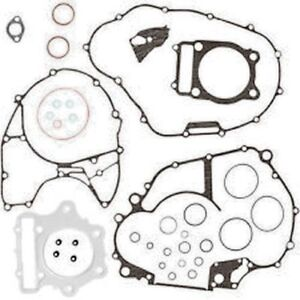 HONDA-ATC-350X-ATC350X-ENGINE-COMPLETE-GASKET-KIT-85-86-HEAD-BASE-CASE-EXHAUST