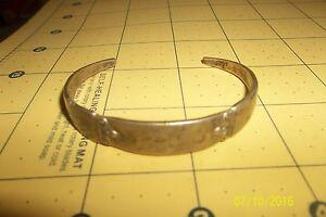 Sterling-Silver-Jewelry-Cuff-Spoon-Bracelet-Engraveable