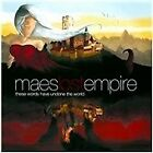 Mae's Lost Empire - These Words Have Undone the World (2010)