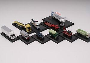 Oxford-trasporto-camion-PICK-UP-semi-piatti-1-76-OO-Gauge-scala-pressofusione-MODELLI-NUOVI