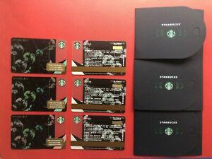 CS1949 2019 China Starbucks coffee Mid Autumn Gift card ¥200 1pc
