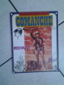 Comanche-Edelwestern-Ehapa-80-er-Jahre-Band-2
