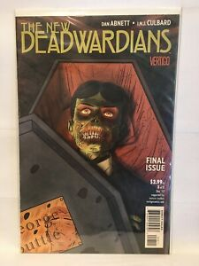 New-Deadwardians-8-VF-1st-Print-Vertigo-Comics