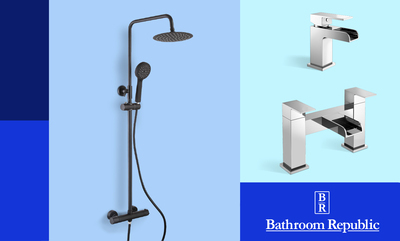 10% off Showers, Toilets & more