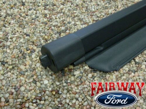 08 09 10 11 12 Escape OEM Genuine Ford Cargo Security Shade Charcoal Black
