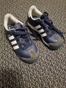 Details about Adidas Samoa Blue Size 11 K**