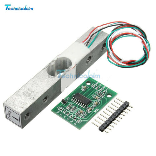 10KG Scale Load Cell Weight Weighing Sensor HX711 Weight Sensors AD Module