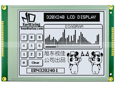 57white 320x240 Graphic Lcd Module Ra8835 Sed1335optional Touch Panel