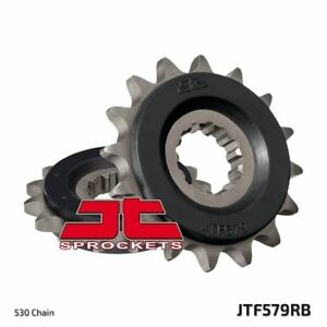 JT-Rubber-Cushioned-Front-Sprocket-17-Teeth-fits-Yamaha-FJ1200-1990