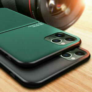 For-iPhone-11-Pro-Max-X-XR-XS-X-8-7-6s-Plus-PU-Leather-Magnetic-Slim-Case-Cover